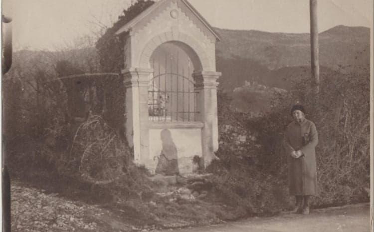 Fotografija pripoveduje: kapelica pod Zemonom