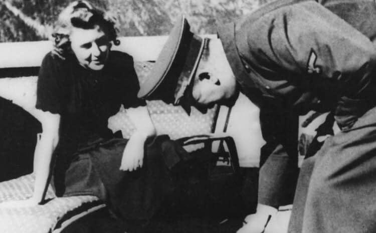 War Hitlers Frau Jüdin?