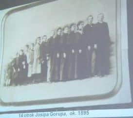 Familien Hribar und Gorup