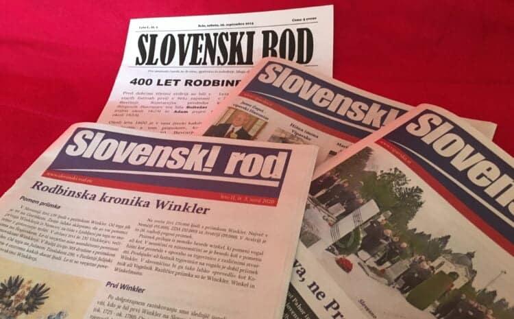 ABC: Slovenski rod