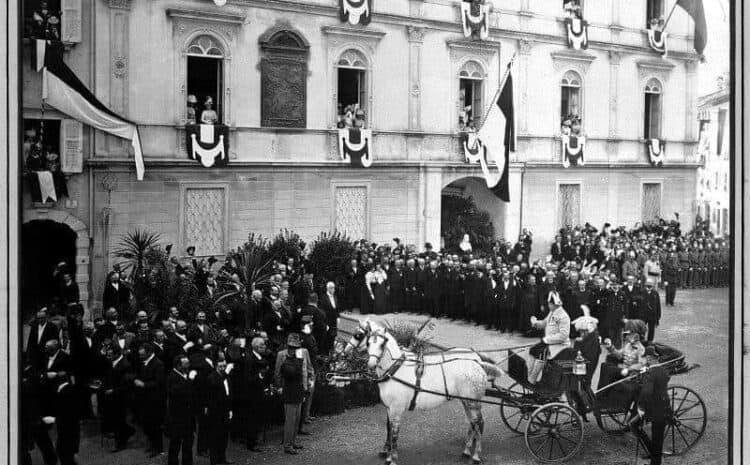 Da se ne pozabi: 190-letnica rojstva cesarja Franca Jožefa