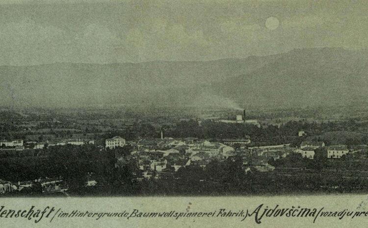 Prva tekstilna tovarna na Slovenskem