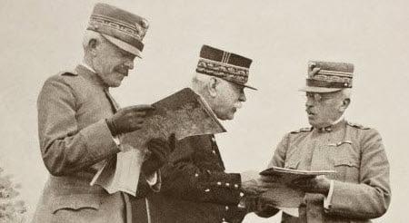 Luigi Cadorna, poveljnik italijanske armade na Soči