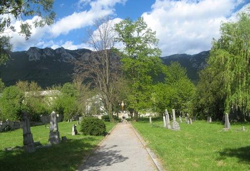 Smrt pokopališča