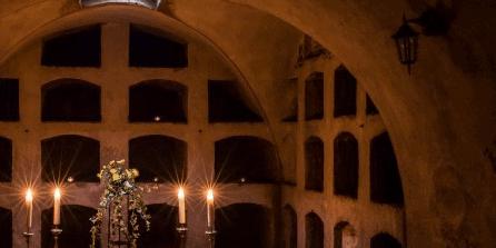Slovenske katakombe odprli po več kot 100 letih