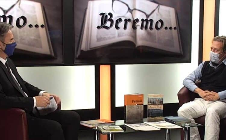 Oddaja o priimkih in rodoslovju (Beremo, Nova24tv)