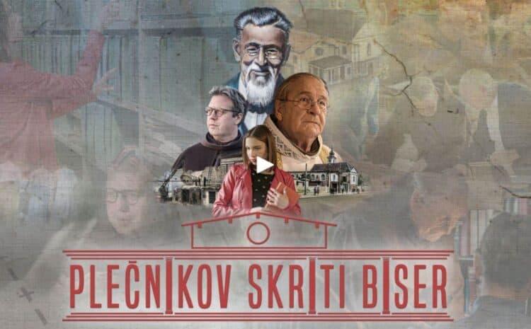 Novi film o Plečniku