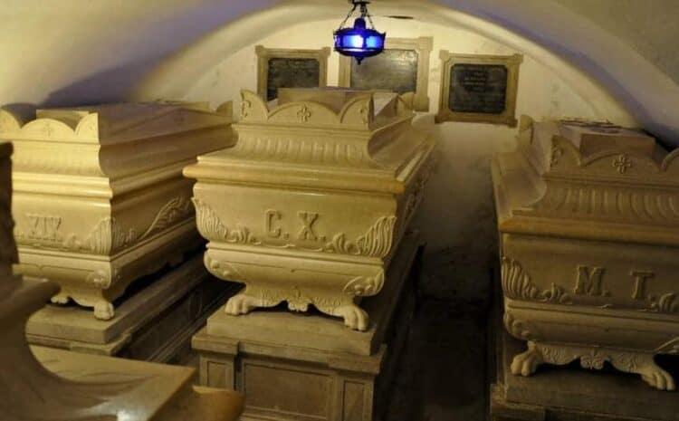 Königliches Grab in Kostanjevica