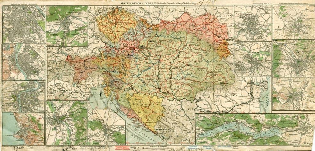Veliki kartograf Kocen iz Hotunj