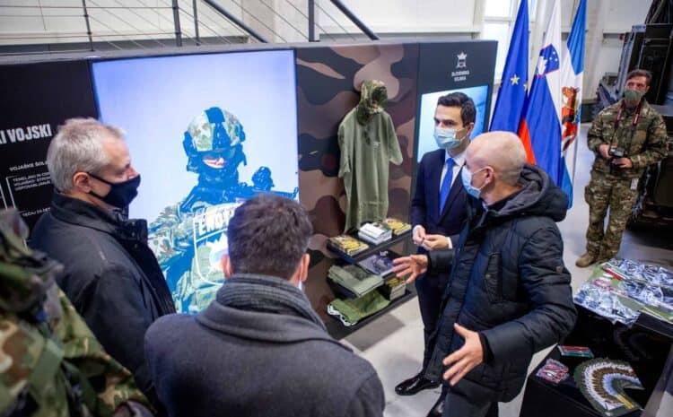 Das Militärmuseum bietet auch Platz für eine moderne Armee