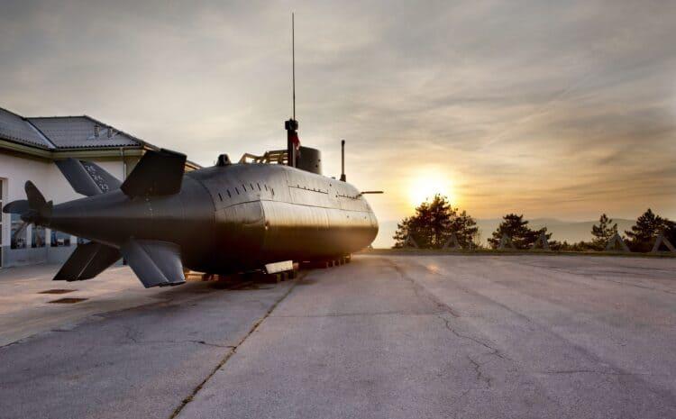 Zehn Jahre des ersten und einzigen U-Bootes in Slowenien