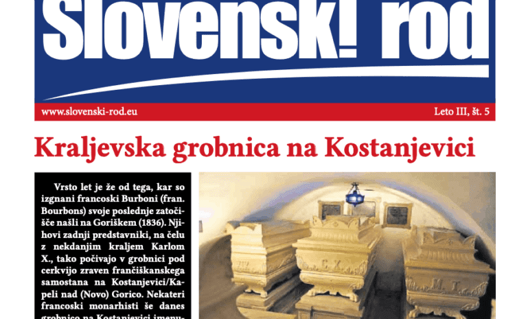Das Büro für Slowenen auf der ganzen Welt unterstützte die slowenische Familie