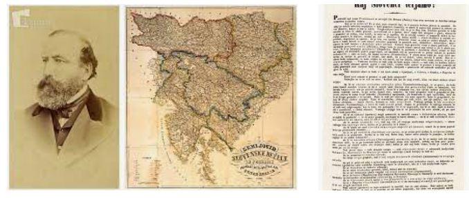 25. April 1848: Slowenische Gesellschaft