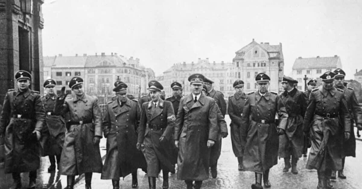 26 de abril de 1941: Hazme este país ...