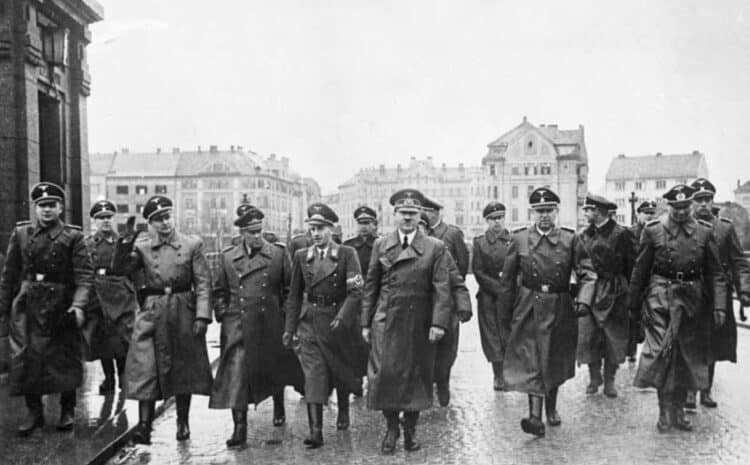 26. april 1941: Naredite mi to deželo …