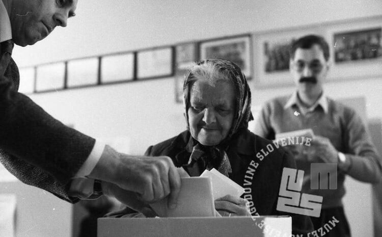 8. April 1990: Die Geburt der slowenischen Demokratie