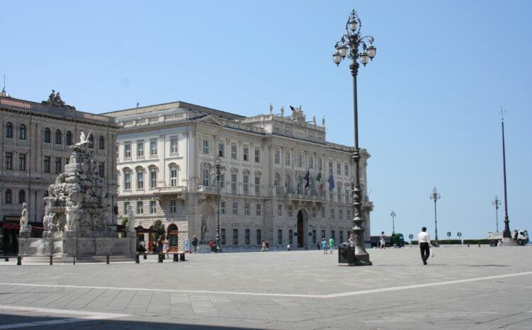 12 de abril de 1848: ciudad libre de Trieste