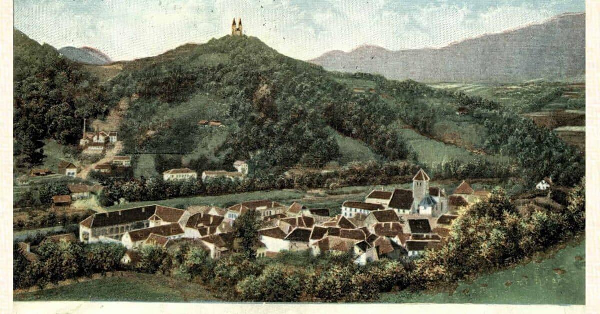 1. maj 1854: Zdravilišče v Laškem