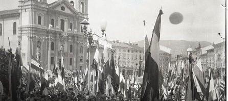 6. maj 1945: Zamejski Slovenci