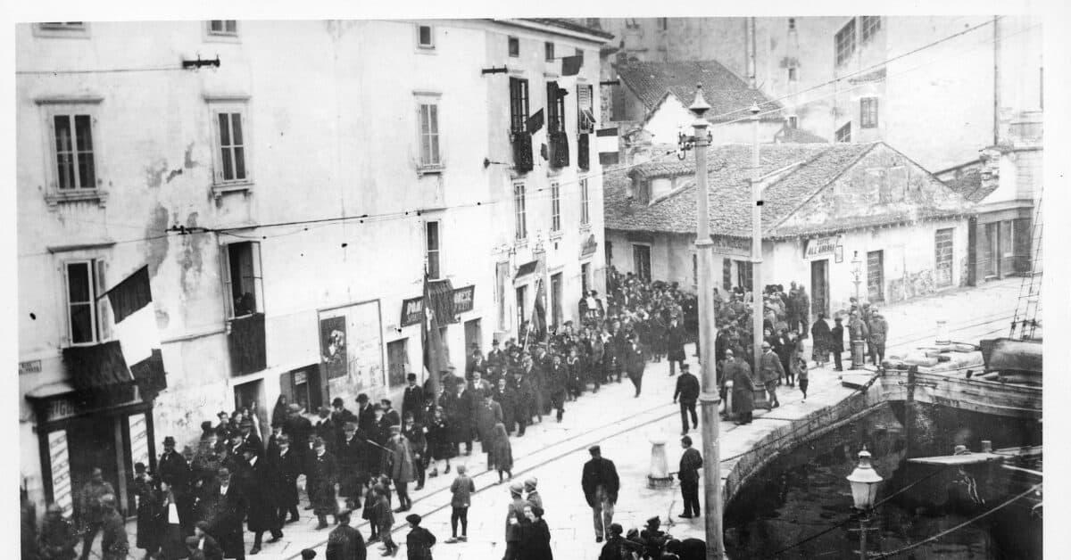 24. maj 1915: Italijani razselil Slovence