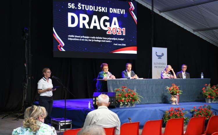 56. Študijski dnevi Draga