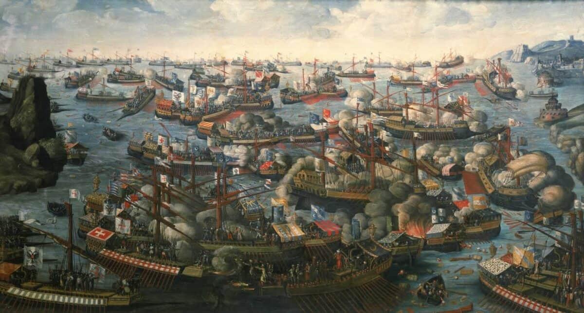 Obletnica bitke pri Lepantu in vloga naših krajev