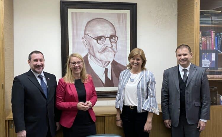 Zadnji dan obiska ministrice dr. Jaklitsch v Argentini