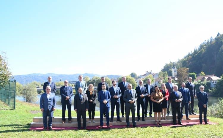 Ministrica dr. Jaklitsch v okviru Regijskega obiska vlade v Zasavski regiji