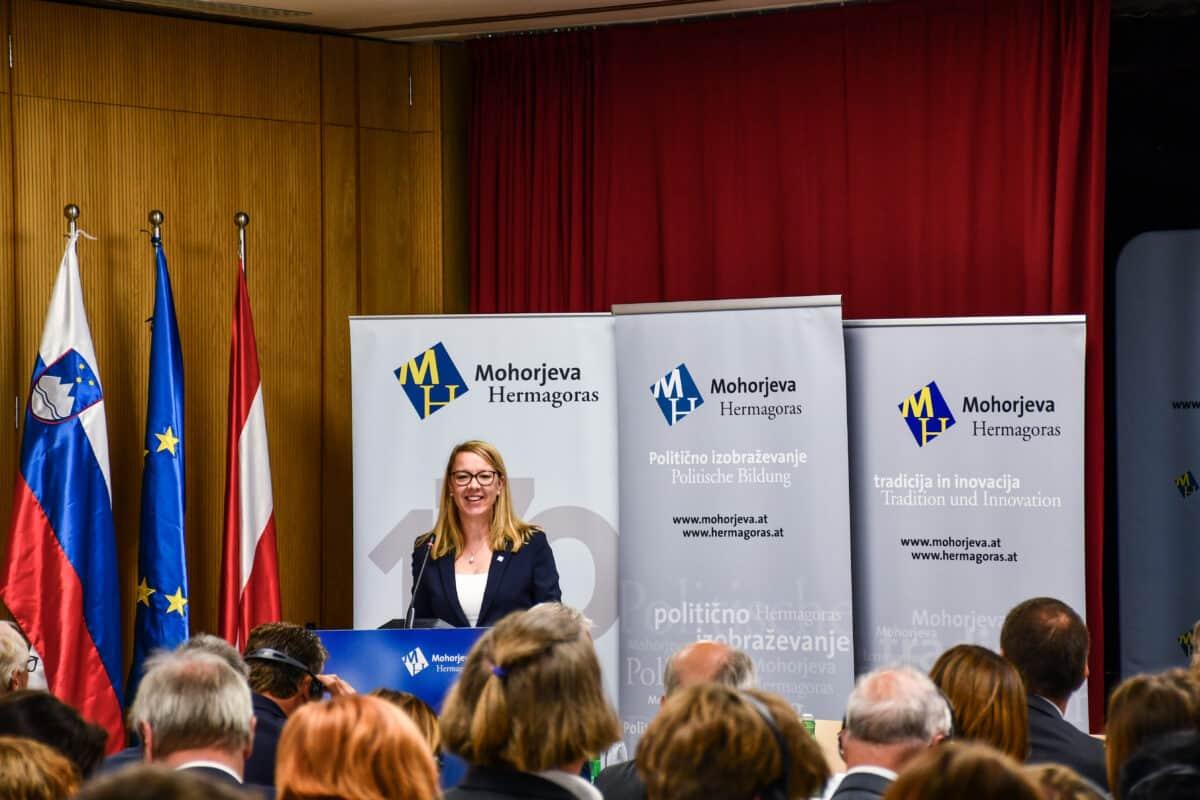 Ministrica dr. Jaklitsch Skupno 2021 nagovor
